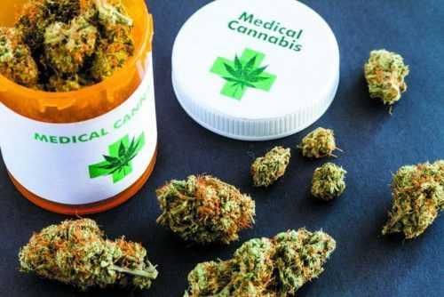 Marijuana treats Chronic pain