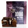 The 4.20 Brownie: Cookies & Cream 1000 MG THC | Buy Edibles